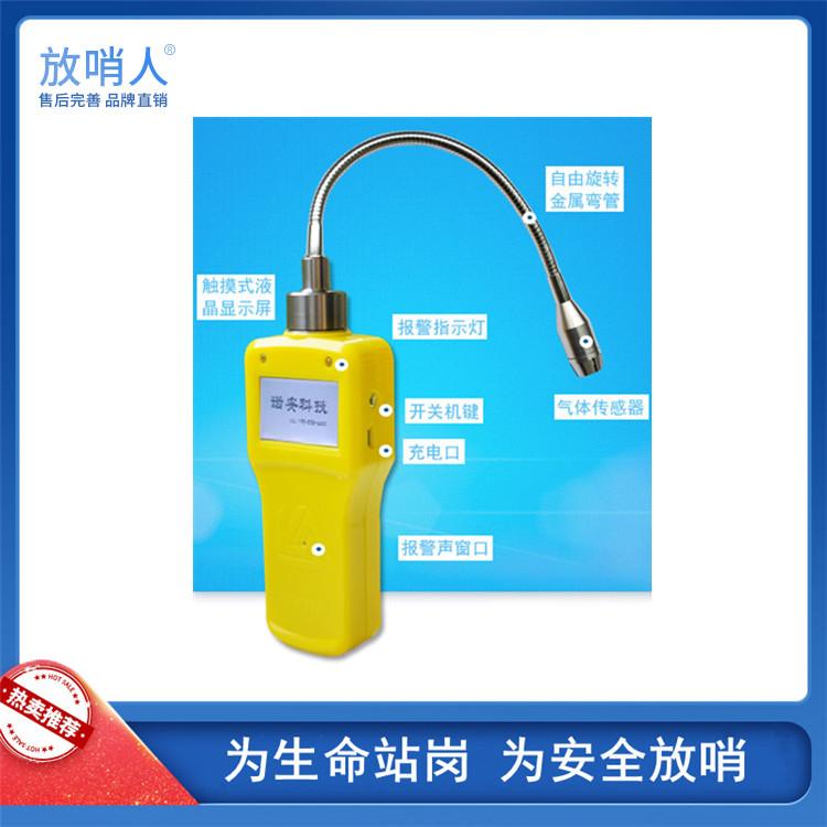 可燃有毒气体检测仪