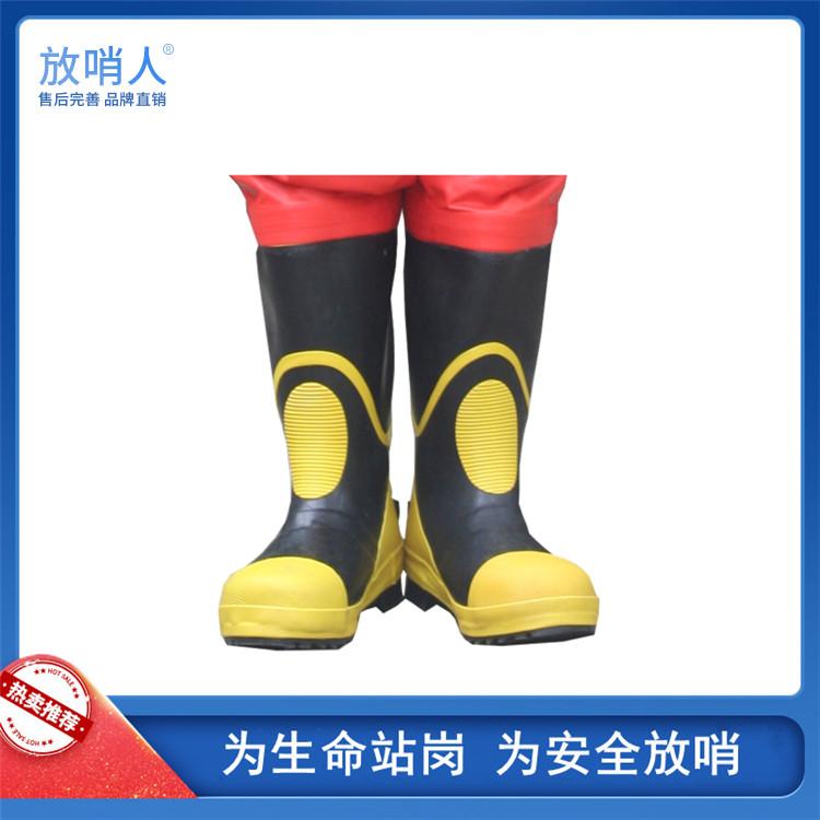消防战斗靴