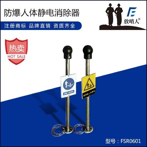 安庆防爆人体静电消除器