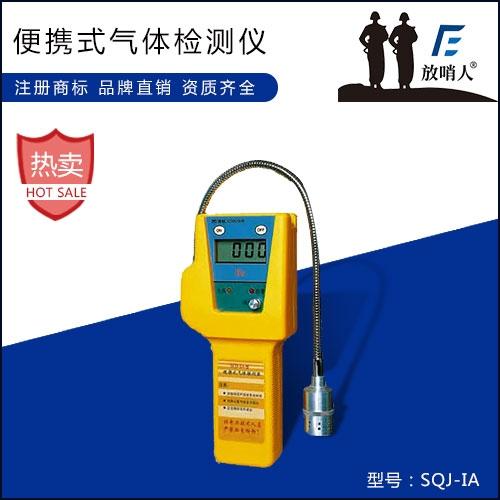 亳州SQJ-IA便携式气体检测仪