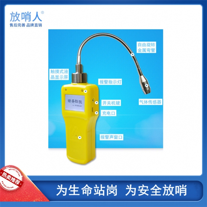 蚌埠NA80手持式气体检测仪